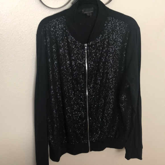 i jeans by Buffalo Sweaters - 🌞 Sequin bomber jacket